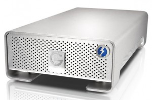 G-Technology GDrive Pro Front