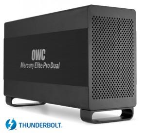 OWC Elite Pro Dual Thunderbolt