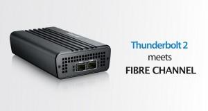 Promise SanLink2 External  Fibre Channel adapter