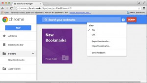 Chrome_Bookmark_Manager