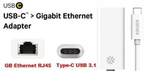 Kanex_KU3CGBT_USB3C-GbENRJ45F